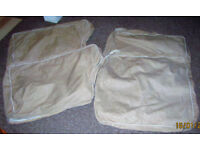 Cushion Covers for Ikea Ektorp Sofa