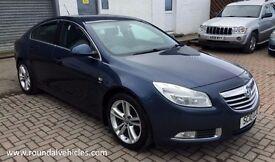 2010 Vauxhall Insignia SRI 1.9 CDTi 115k FULL HISTORY, met grey 12 mths mot both keys AMAZING VALUE!