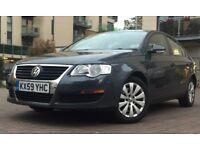 Volkswagen Passat 1.6 TDI BlueMotion Tech 2 4dr