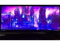 LG 34 inch Ultra-wide IPS Monitor (2560 x 1080, DVI, HDMIx2, DP, Speakers) LG 34UM67-P