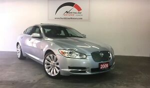 2009 Jaguar XF Premium Luxury-Navigation-Backup Camera