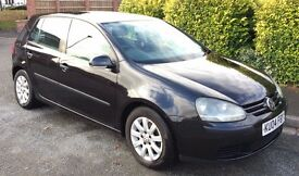 Volkswagen Golf 1.6 FSI SE 5dr - Excellent condition - Well maintained
