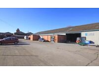 Light Industrial Units Workspace Unit TO LET Wigan (2400 sq.ft.)
