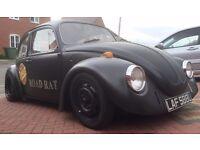 VW GT Beetle - Custom Rat 1973 (Tax Exempt)