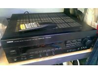 Yamaha DSP-A592 Cinema amplifier