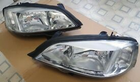 Astra Mk 4 Headlights and parts