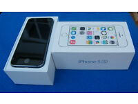 iPhone 5S *Unlocked* in Black