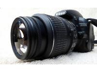 Nikon D3100 Digital Camera. Extra lens,tripod,bag.