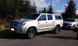Toyota Hilux Invincible 3.0D4D Automatic