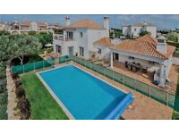 VILLA FOR SALE, SAGRES, PORTUGAL Fabulous 4 bed villa Martinhal Beach for sale