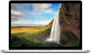 MacBook Pro 15 Inch(Retina Display,2.2GHz i7,16GB,256GB HardDrive,Intel Iris Pro Graphics) Silver, MJLQ2LL/A