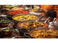 Catering for parties and weddings