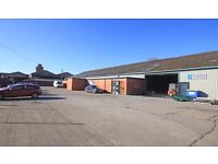 Light Industrial Units Workspace Unit TO LET Wigan (4800 sq.ft.)