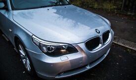 2006 BMW 523i SE Bargain, Quick sale, NEW MOT. FULL SERVICE HISTORY
