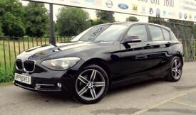 BMW 1 SERIES 1.6 116I SPORT 3d 135 BHP Apply for finance Online today! (black) 2013