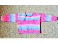 CHILDRENS KNITTED JUMPERS