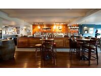 Riverside Bar Restaurant looking for Waiting Staff