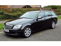 Mercedes 220 se cdi estate facelift model 58 plate