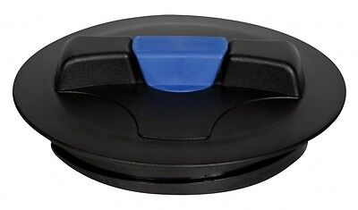 8 Lid With Blue Snap-in Vent Fits Norwesco Tanks After 2008