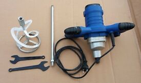 PAINT & CONCRETE MIXING TOOL POW1905 6-speed, rotation speed 0 - 700/min, mixer diameter 120mm