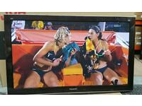 "Panasonic 50"" plasma 3D TV model:TX-P50VT20BA"