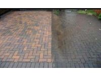 jet (pressure) washing service in London and surrounding areas