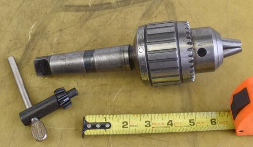 Jacobs 18N Drill Chuck #4 Morse Shank (CTAM #6105)