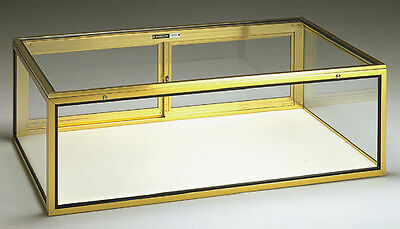 Portable Jewelry Necklaces Shop Knockdown Display Case 34 Wide Made In Usa New