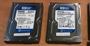 """500gb 3.5"""" internal Hard Drives"""