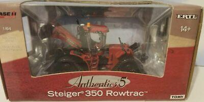 1/64 Ertl Case IH Steiger 350 Rowtrac Authentics # 5