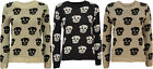 Skull Plus Size Sweaters for Women
