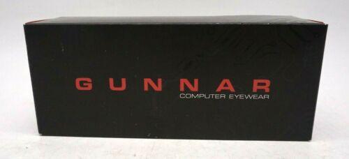 Gunnar Axial Gaming Glasses Block Blue Light Anti-Glare Onyx/Amber-