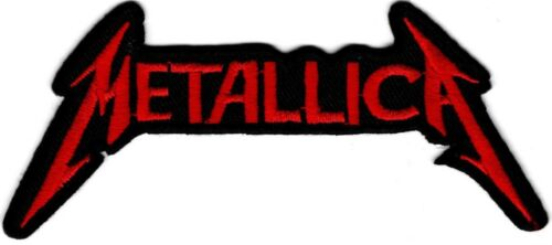 METALLICA - IRON or SEW-ON PATCH