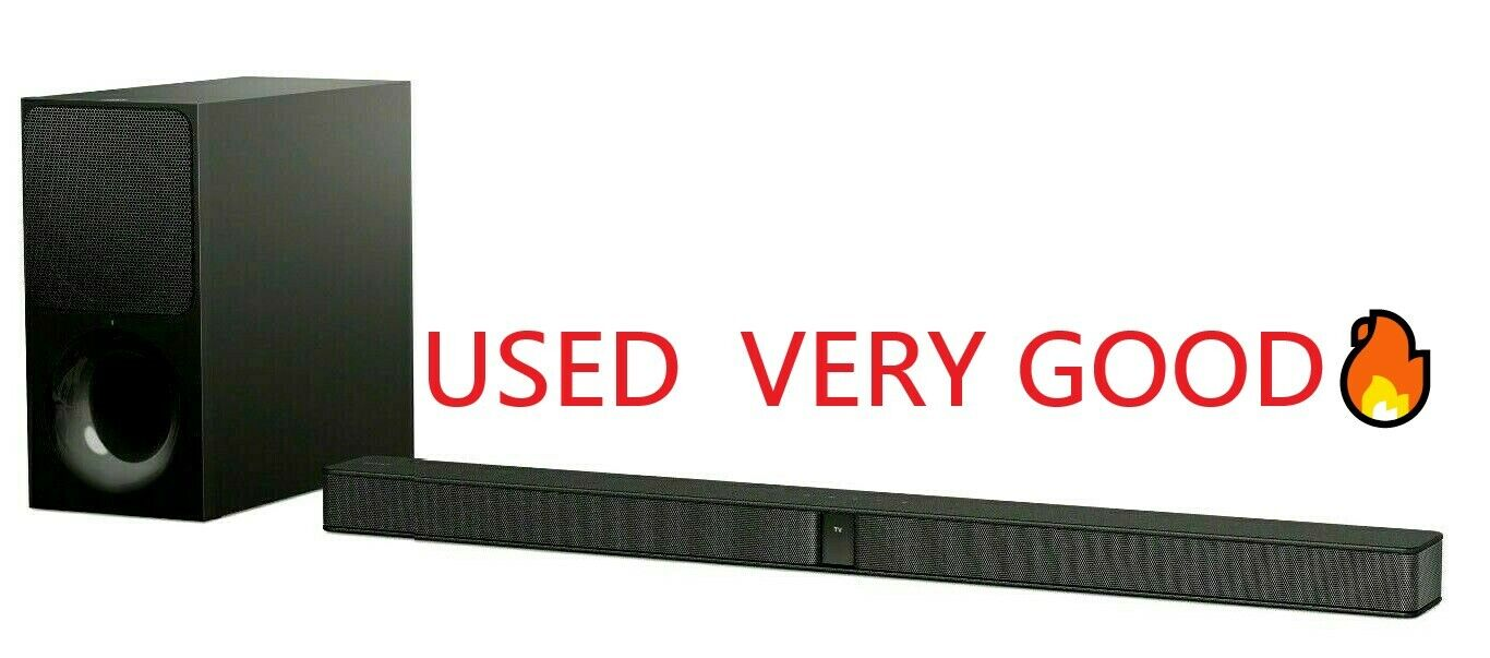 Sony HT-CT290 Ultra-Slim 300W Soundbar Bluetooth Subwoofer USED VERY GOOD🔥?