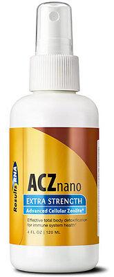 Results Rna   Acz Nano Zeolite  4 Fl Oz  120 Ml