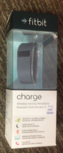 (sold) FITBIT Charge  Wireless Activity Wristband  Size SMALL