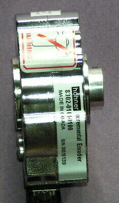 Hohner Optical Incremental Encoder - Cnc Roboticsindustrial Automation