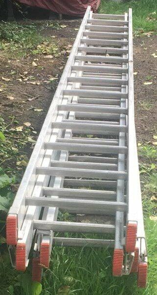 Titan Competitor DIY Double Extension Ladder 8.3m Extended