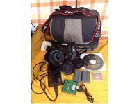 Canon 50D DSLR