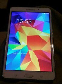 "Samsung Galaxy tab 4 7"" 8gb good condition"