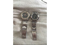 Two watches for sale or swaps will add cash