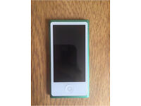 Ipod Nano 7th Generation Green