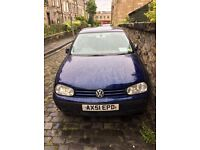 Volkswagen Golf - Parts and Repair