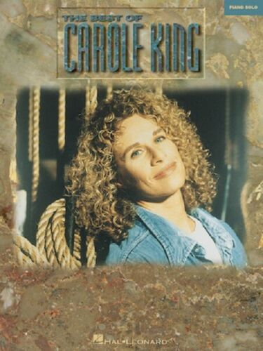 The Best Of Carole King Piano Solo Book NEW!