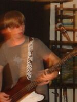 Bassist and back up vocal here!