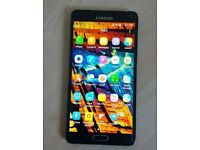 Samsung galaxy note 4 black unlocked
