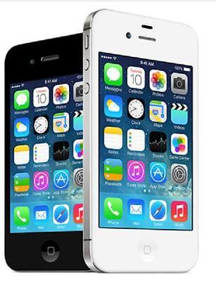 Apple iPhone 4S Black or White - 8GB 16GB 32GB 64GB - GSM Unlocked *Refurbished*](apple iphone 4s 32gb white)