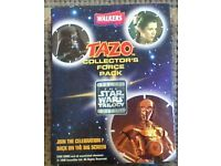 Star Wars Tazo Collectors Force Pack