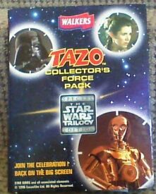 star wars collectors force pack
