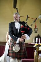 Your Bagpiper for all Occasions